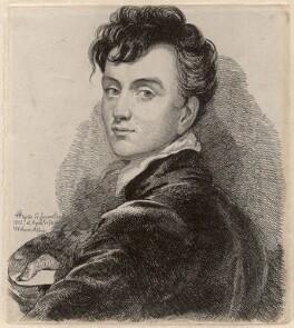 Sir George Hayter, by Sir George Hayter, 1824 - NPG D4670 - © National Portrait Gallery, London