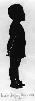 Sir Geoffrey Johnson Smith, by Hubert Leslie - NPG D468