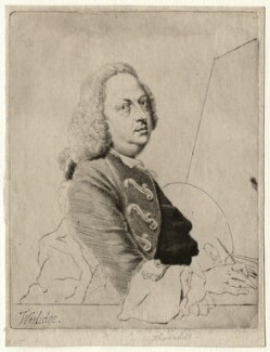 Thomas Worlidge, by Thomas Worlidge - NPG D4692