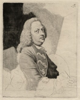 Thomas Worlidge, by Thomas Worlidge - NPG D4694