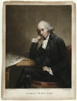 James Watt, by Samuel William Reynolds, after  Carl Fredrik von Breda - NPG D4696