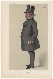 Robert Alexander Shafto Adair, Baron Waveney, by Sir Leslie Ward - NPG D4705