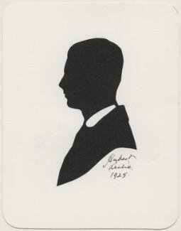 Pascoe Christian Victor Francis Grenfell, 2nd Baron Grenfell, by Hubert Leslie - NPG D473