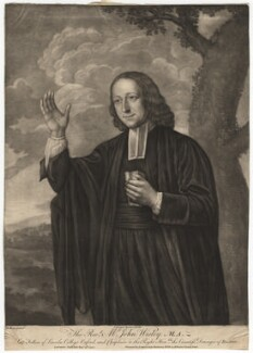 John Wesley, after Nathaniel Hone, published 1770 - NPG D4740 - © National Portrait Gallery, London