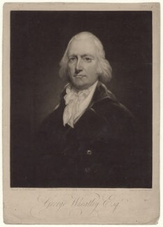 George Wheatley, by Samuel William Reynolds, after  John Westbrooke Chandler - NPG D4747