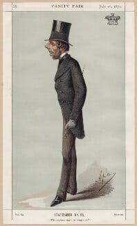 Hugh Lupus Grosvenor, 1st Duke of Westminster, by Carlo Pellegrini - NPG D4749