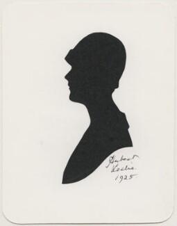 Tallulah Bankhead, by Hubert Leslie - NPG D475