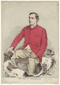 Hugh Lupus Grosvenor, 1st Duke of Westminster, after Unknown artist - NPG D4750