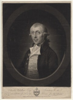 Charles Wildbore, by John Jones, published by  Gainsborough Dupont, after  Thomas Spence Duché - NPG D4771