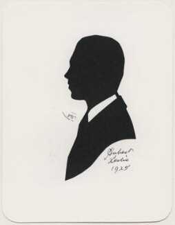 Sir Donald Wolfit (né Woolfitt), by Hubert Leslie - NPG D478