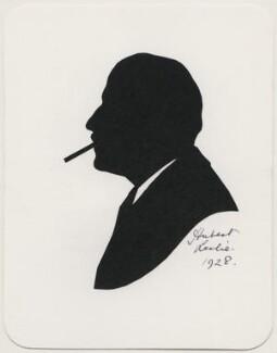 Frederick Henry Smith, 1st Baron Colwyn, by Hubert Leslie - NPG D479
