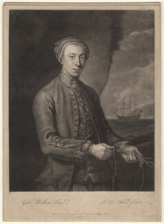 Andrew Wilkinson, by James Macardell, after  Gabriel Mathias - NPG D4791