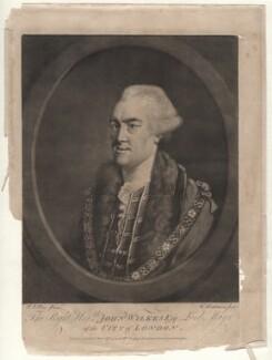 John Wilkes, by William Dickinson, after  Robert Edge Pine - NPG D4801