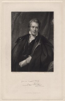 Sir David Wilkie, by Edward McInnes, after  Thomas Phillips - NPG D4802