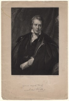 Sir David Wilkie, by Edward McInnes, after  Thomas Phillips - NPG D4803