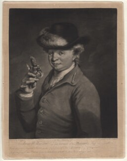 Andrew Wilkinson, by Henry Hudson, after  W. Tate - NPG D4804