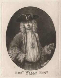 Robert Wilks, after Unknown artist - NPG D4810