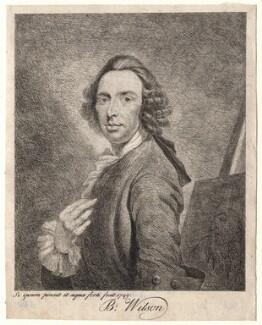 Benjamin Wilson, by Benjamin Wilson - NPG D4833