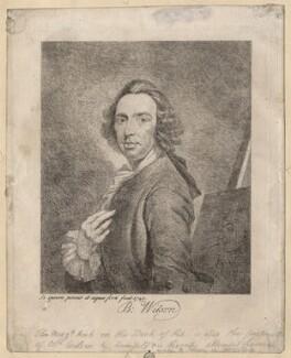 Benjamin Wilson, by Benjamin Wilson - NPG D4834