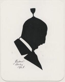 Maurice Baring, by Hubert John Leslie, 1925 - NPG D484 - © National Portrait Gallery, London