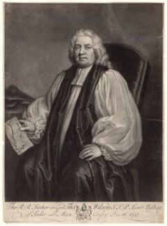 Thomas Wilson, by John Simon, after  Richard Phillips - NPG D4842