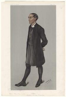Arthur Foley Winnington-Ingram, by Sir Leslie Ward, printed by  Vincent Brooks, Day & Son - NPG D4863