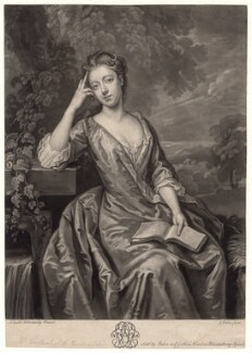 Possibly Catherine Winstanley, by and published by John Faber Jr, after  Hamlet Winstanley - NPG D4864