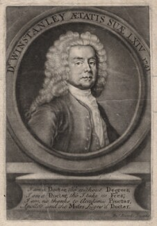 John Winstanley, published by John Brooks, after  Unknown artist - NPG D4866