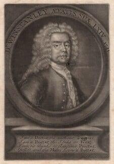 John Winstanley, published by John Brooks, after  Unknown artist - NPG D4867