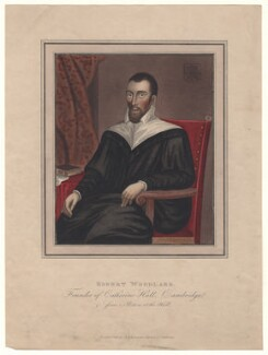 Robert Wodelarke, published for Rudolph Ackermann - NPG D4871