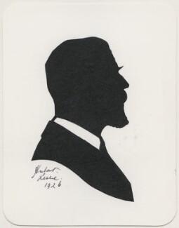 (Arthur) Oliver Villiers Russell, 2nd Baron Ampthill, by Hubert Leslie - NPG D490