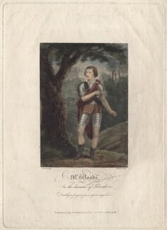 William Woods, by Daniel Lizars, published by  George Reid & Co, after  Anthony Stewart - NPG D4905