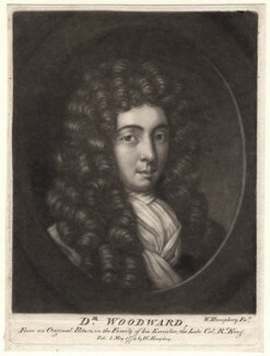 John Woodward, by and published by William Humphrey, after  Unknown artist - NPG D4911