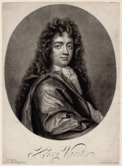 Henry Worster, by and published by John Smith, after  Thomas Murray - NPG D4915