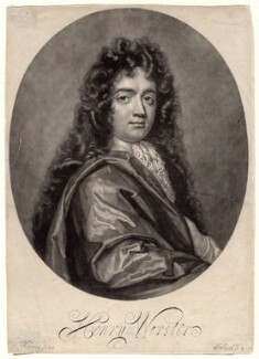 Henry Worster, by and published by John Smith, after  Thomas Murray - NPG D4916