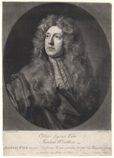 Jan van Wyck, by John Faber Jr, after  Sir Godfrey Kneller, Bt - NPG D4917