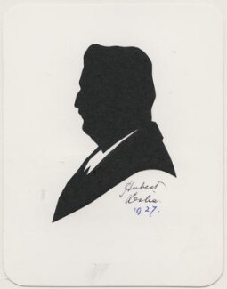 E.B.S, by Hubert Leslie - NPG D492