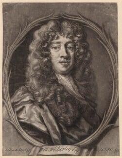 William Wycherley, after Sir Peter Lely - NPG D4932