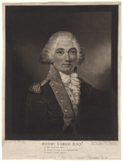 Henry Redhead Yorke, by James Ward, published by and after  William Hay - NPG D4949