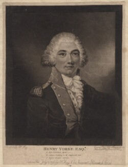 Henry Redhead Yorke, by James Ward, published by and after  William Hay - NPG D4950