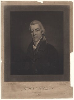 John Yates, by Edward Bell, after  Charles Howard Hodges - NPG D4957