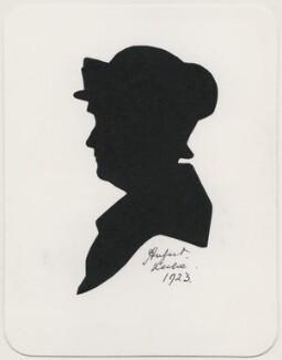 Emily Nevill Jackson (née Gatliff), by Hubert Leslie - NPG D496