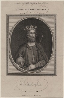 King Edward II, by John Goldar - NPG D5009