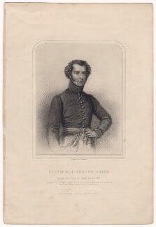 Alexander Gordon Laing, by Samuel Freeman, after  Unknown artist - NPG D5002
