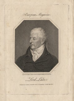 Gerard Lake, 1st Viscount Lake, by Ridley & Blood, published by  James Asperne, after  Samuel Drummond - NPG D5003
