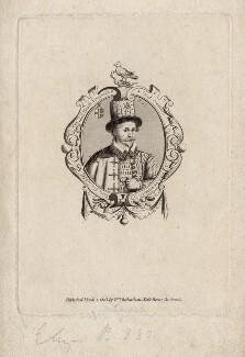 Called Thomas Lant, published by William Richardson, after  Thomas Lant - NPG D5020