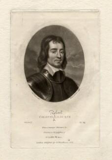 Robert Lilburne, by Richard Earlom, after  Samuel Cooper - NPG D5080