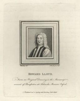 Edward Lloyd, by Edward Harding, published by  E. & S. Harding, after  Silvester (Sylvester) Harding - NPG D5094