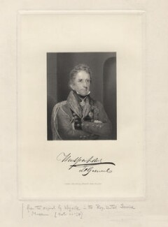 Sir Hudson Lowe, published by John Murray, after  Wyville - NPG D5125