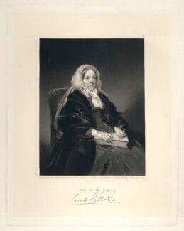Sarah Lyttelton (née Spencer), Lady Lyttelton, by George Salisbury Shury, after  Henry Weigall - NPG D5151